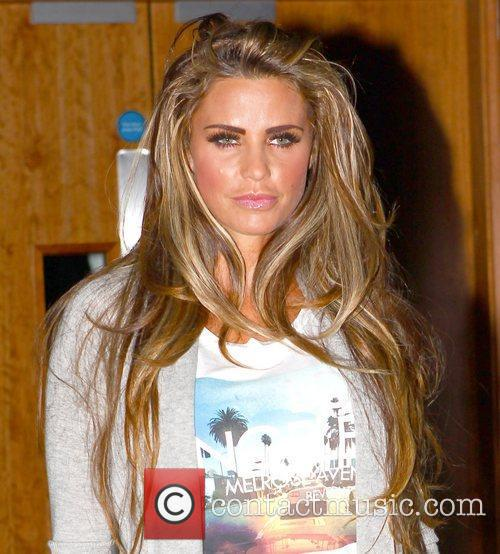 Katie Price and O2 Arena 5