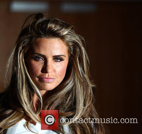 Katie Price and O2 Arena 8