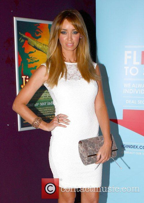 Lauren Pope and O2 Arena 2