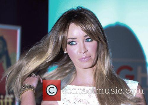 Lauren Pope and O2 Arena 3