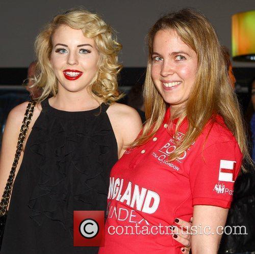 Lydia and O2 Arena 1