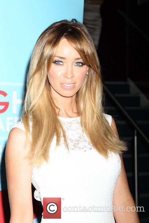 Lauren Pope and O2 Arena 4