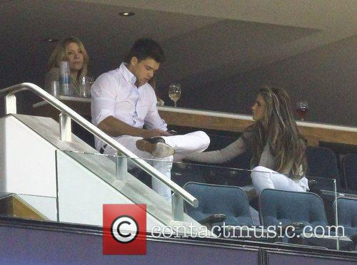 Katie Price and O2 Arena 10