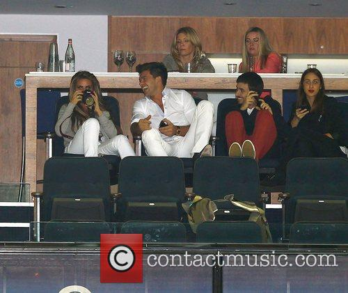 Katie Price and O2 Arena 12
