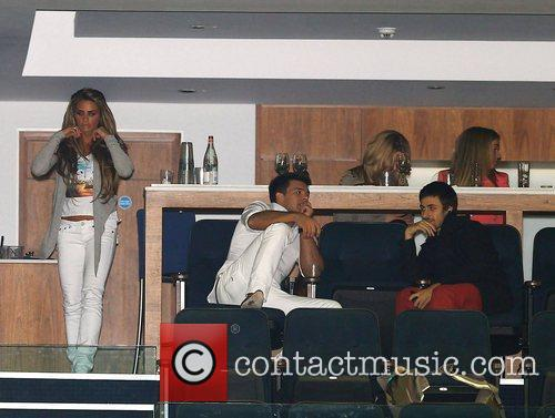 Katie Price and O2 Arena 42