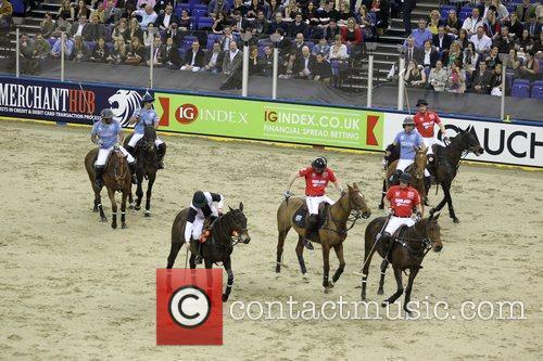 The HPA Gaucho International Polo, O2 Arena, Greenwich