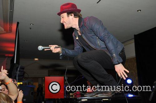 Gavin Degraw, Fairmont Hotel and Chicago 4