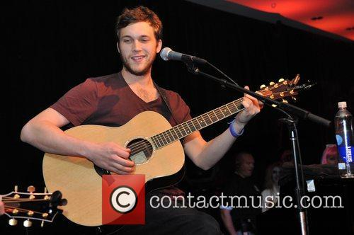 Phillip Phillips, Fairmont Hotel and Chicago 4