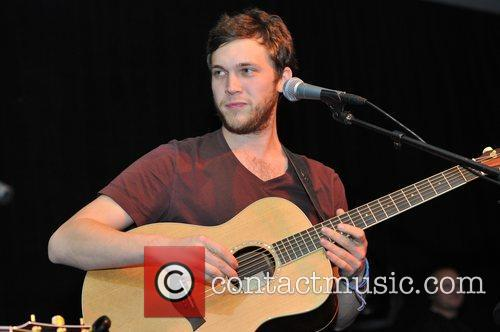 Phillip Phillips, Fairmont Hotel and Chicago 1