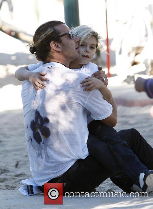 Gavin Rossdale, Santa Monica and California 12
