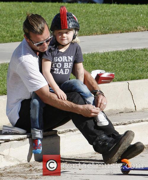 Gavin Rossdale, Santa Monica and California 2