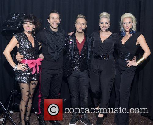 Steps performing at G.A.Y at London's Astoria nightclub....
