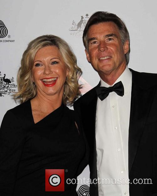 Olivia Newton-john and John Easterling 6
