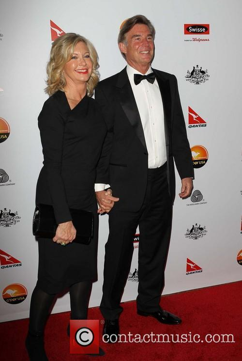 Olivia Newton-john and John Easterling 7