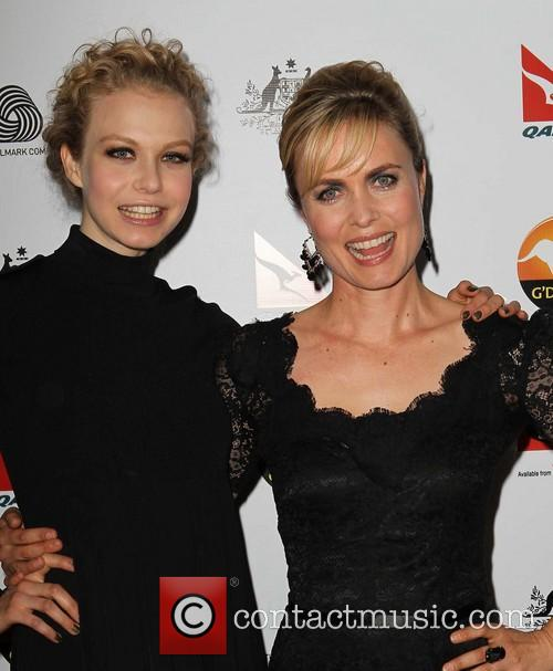Radha Mitchell and Penelope Mitchell 5