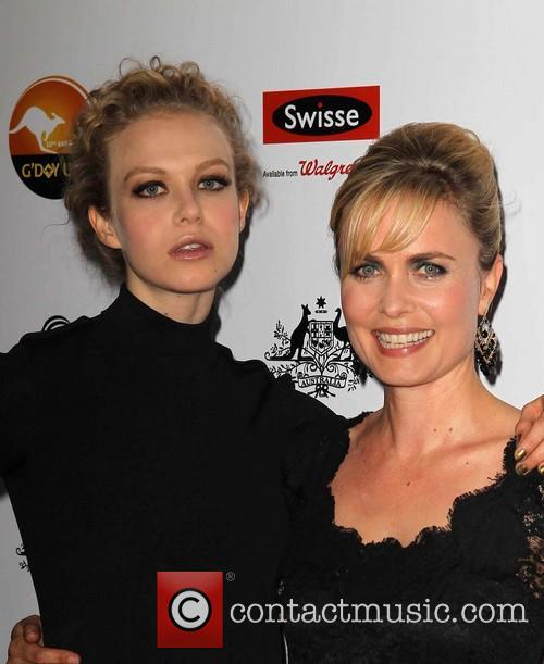 Radha Mitchell and Penelope Mitchell 4