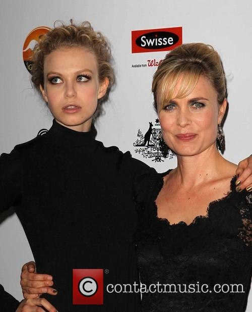 Radha Mitchell and Penelope Mitchell 7