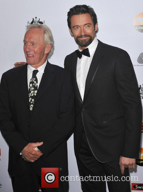 Paul Hogan and Hugh Jackman 7