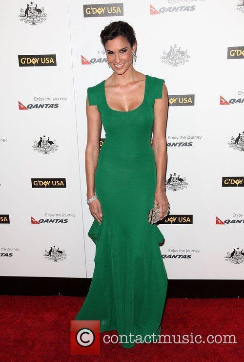 Daniela Ruah 9th Annual G'Day USA Gala held...