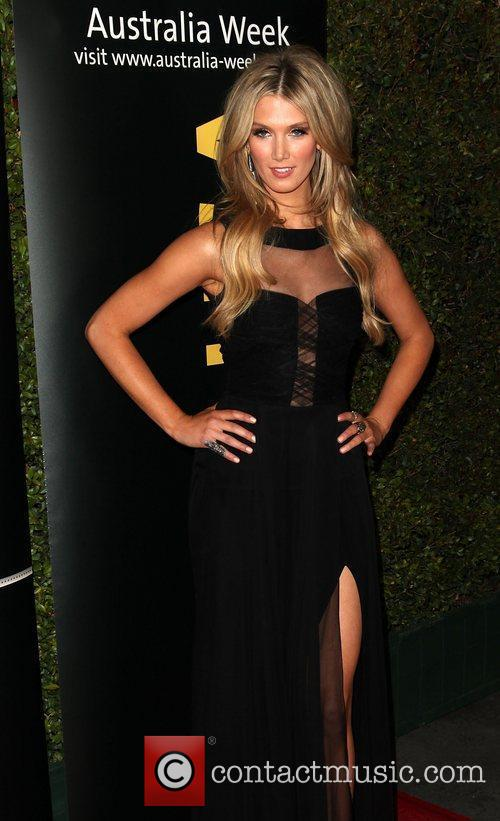 Delta Goodrem 9th Annual G'Day USA Gala held...