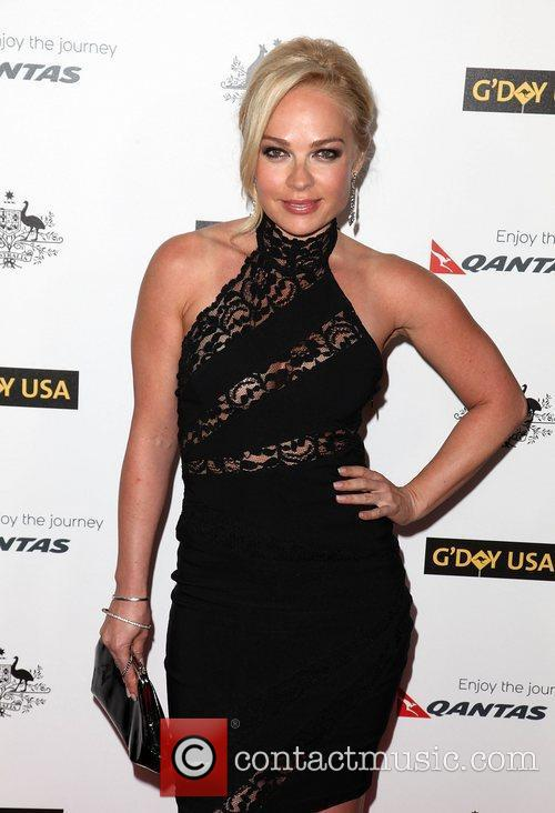 Imogen Bailey 9th Annual G'Day USA Gala held...