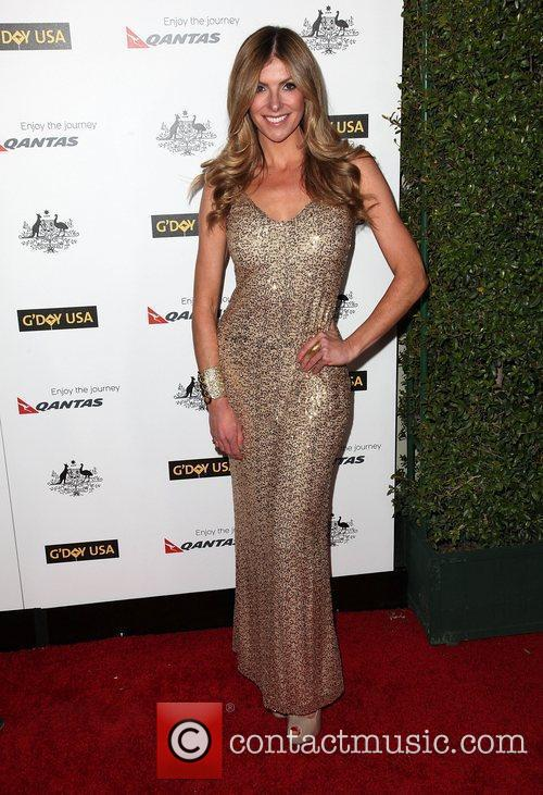 Laura Dundovic 9th Annual G'Day USA Gala held...
