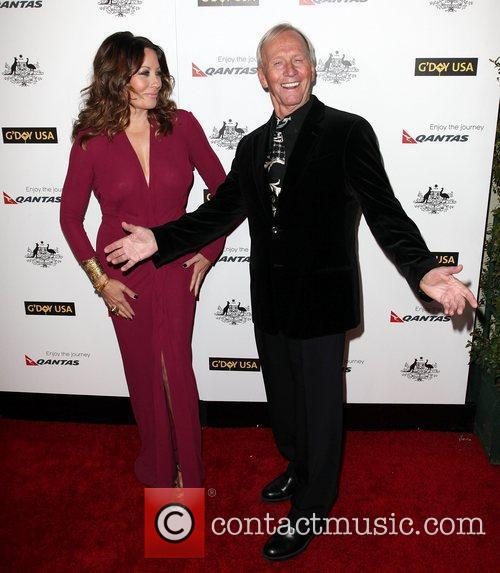 Linda Kozlowski and Paul Hogan 2