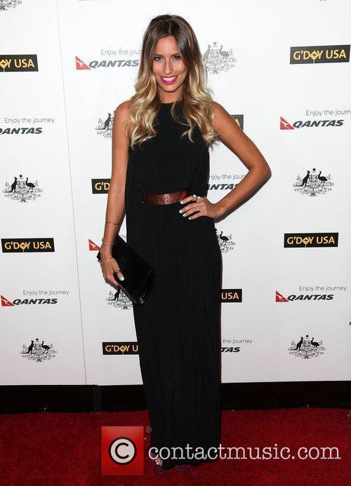 Renee Bargh 9th Annual G'Day USA Gala held...