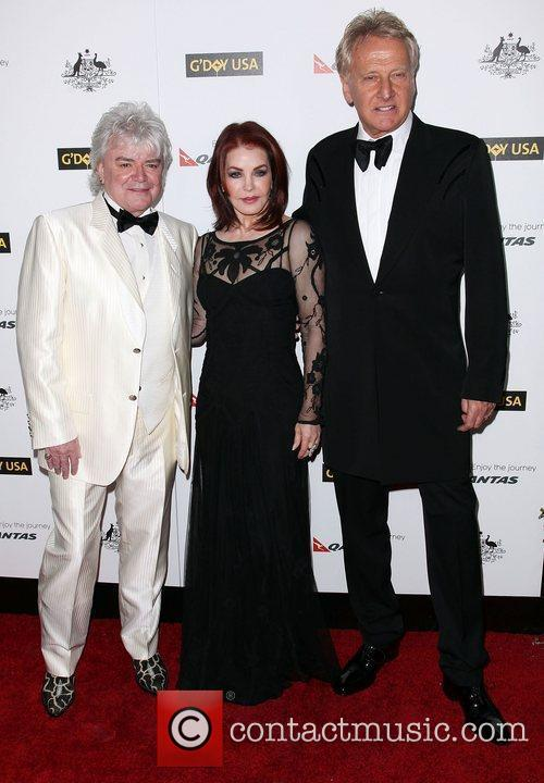 Priscilla Presley and Air Supply 5