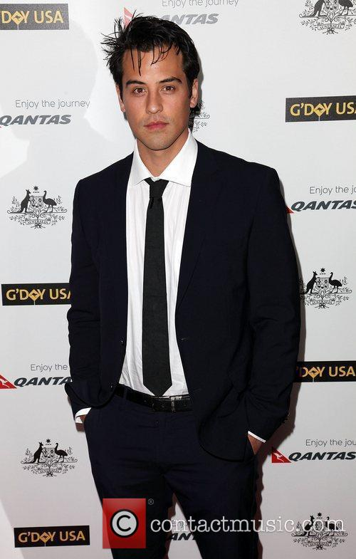 Marcus Coloma 9th Annual G'Day USA Gala held...