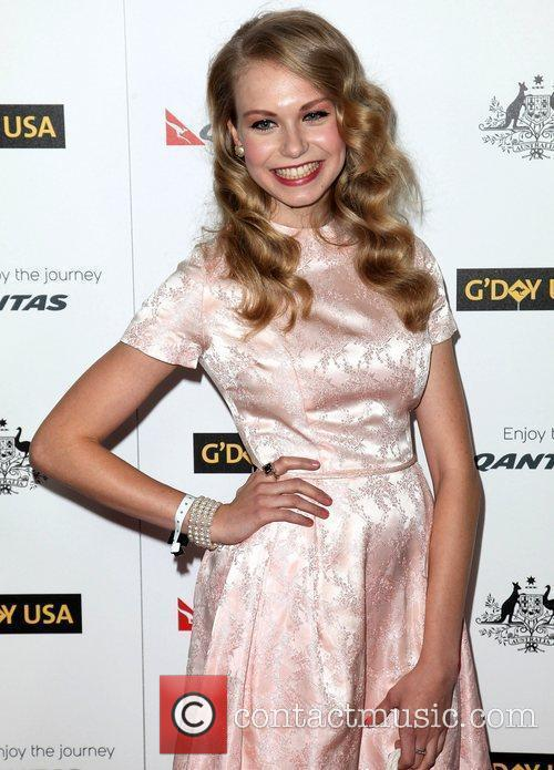 Penelope Mitchell 9th Annual G'Day USA Gala held...