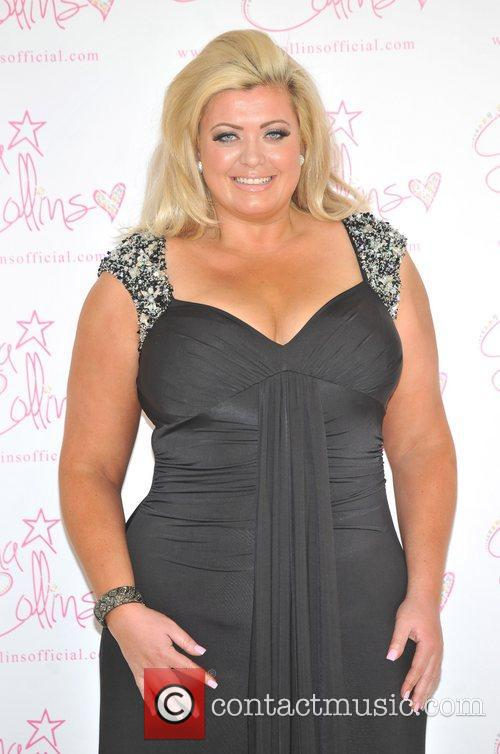 Extends her Gemma Collins Collection plus-size clothing range...