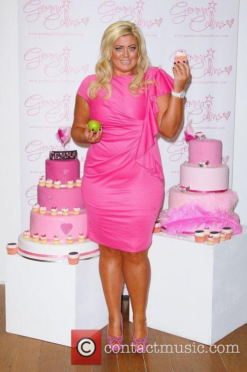 TOWIE Star Gemma Collins launches her new plus...