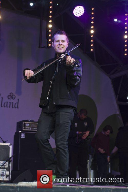 Hammer Steal St Patrick's Day Festival in Trafalgar...