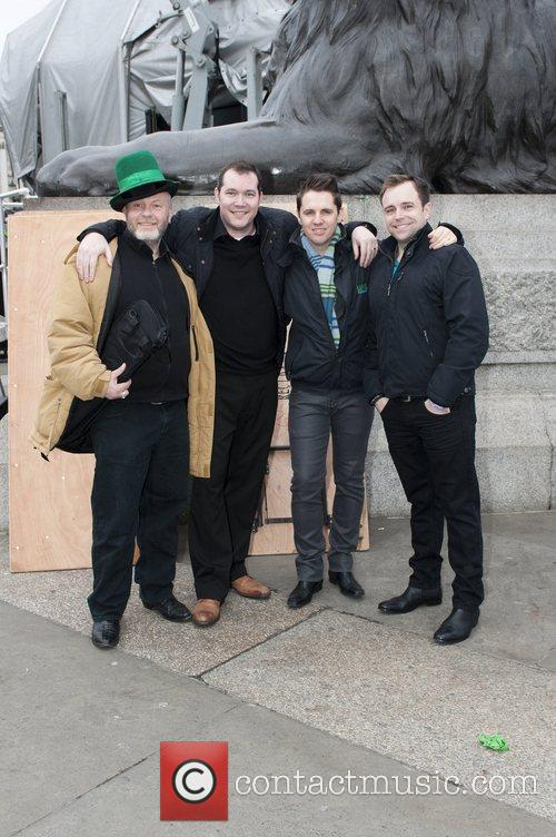 The High Kings St Patrick's Day Festival in...