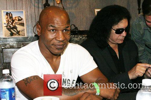 Mike Tyson, Gene Simmons and Las Vegas 10