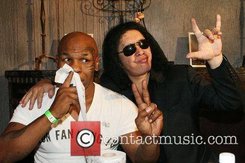 Mike Tyson, Gene Simmons and Las Vegas 11