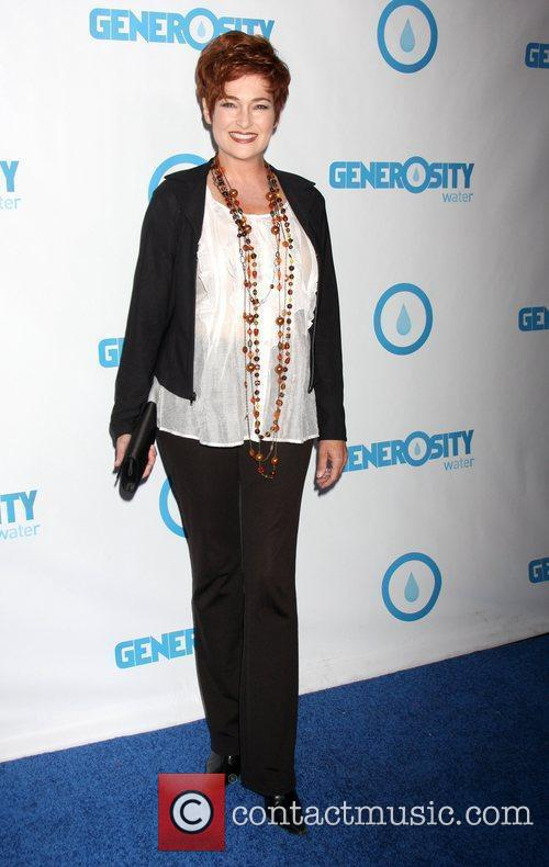 Carolyn Hennesy and Hollywood Roosevelt Hotel 1