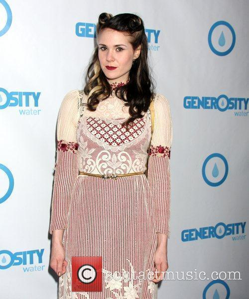 Kate Nash and Hollywood Roosevelt Hotel 3