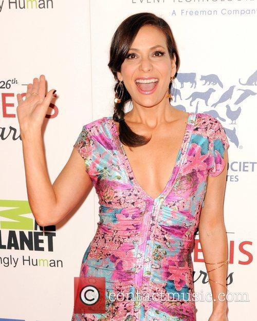 Constance Marie and Beverly Hilton Hotel 2