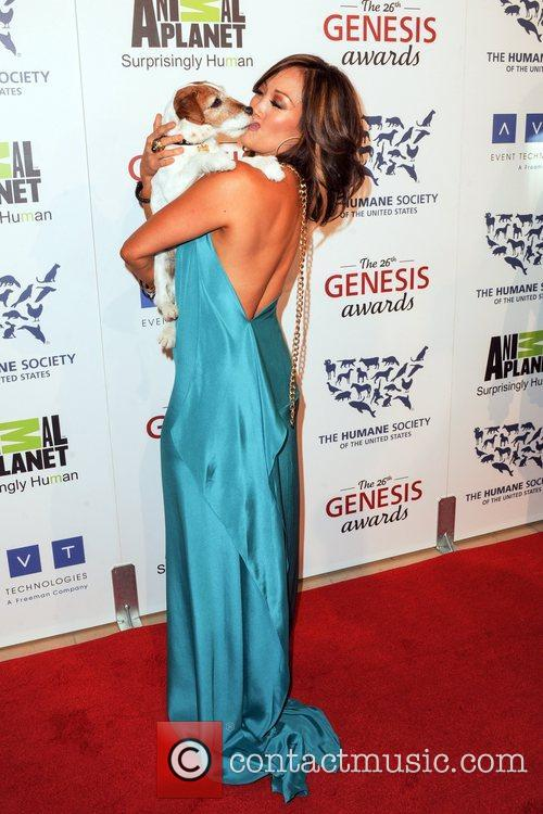 Carrie Ann Inaba and Beverly Hilton Hotel 3