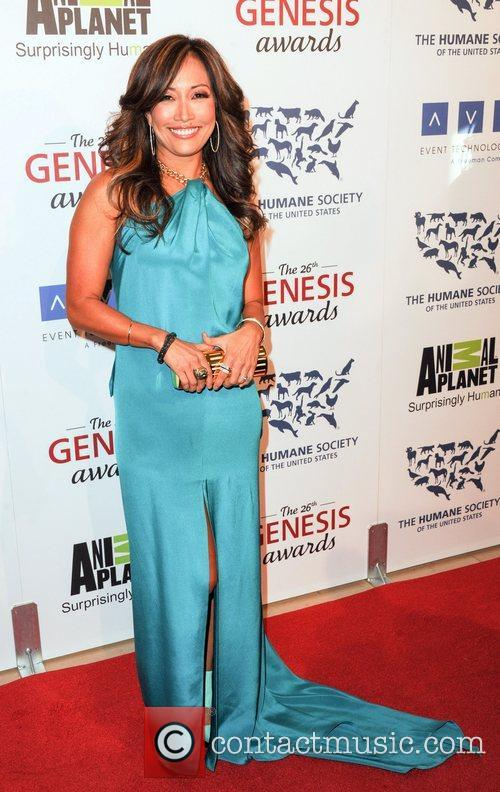 Carrie Ann Inaba and Beverly Hilton Hotel 5