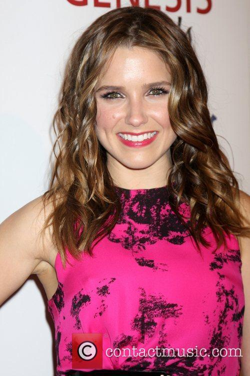 Sophia Bush and Beverly Hilton Hotel 1