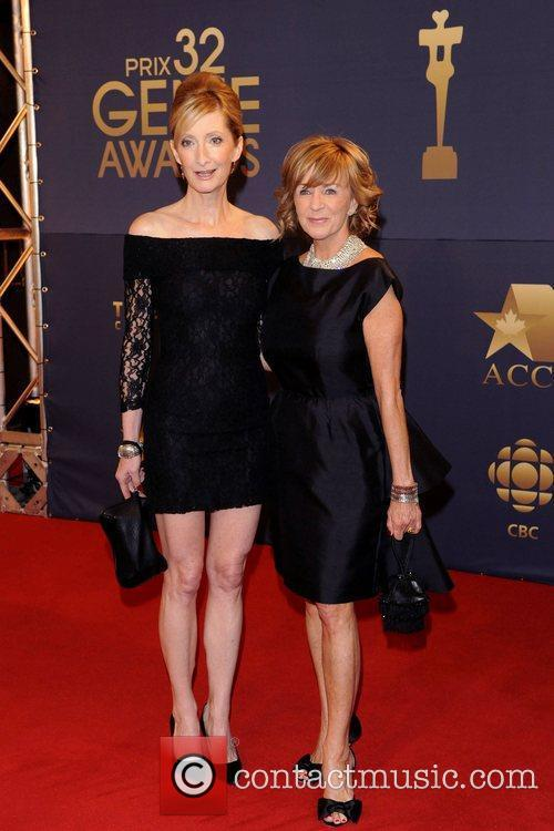The 32nd Annual Genie Awards Arrival at the...