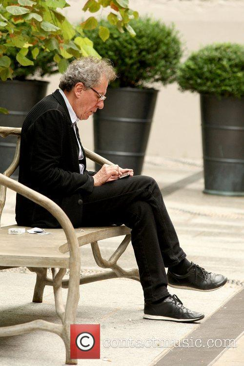 Geoffrey Rush and Manhattan Hotel 1