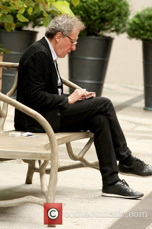 Geoffrey Rush and Manhattan Hotel 2