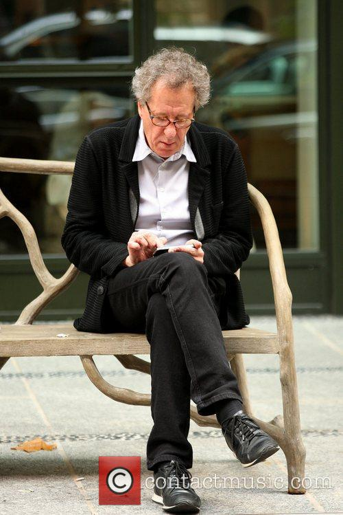 Geoffrey Rush and Manhattan Hotel 6
