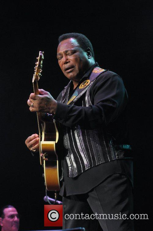 George Benson and Royal Albert Hall 2