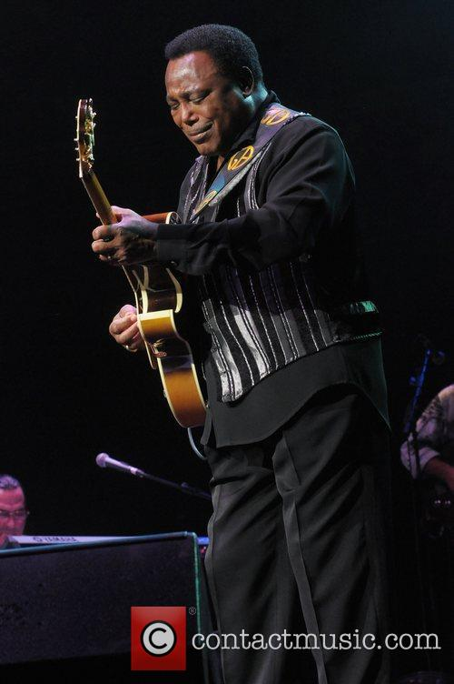 George Benson and Royal Albert Hall 3