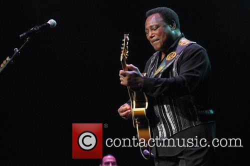 George Benson and Royal Albert Hall 4